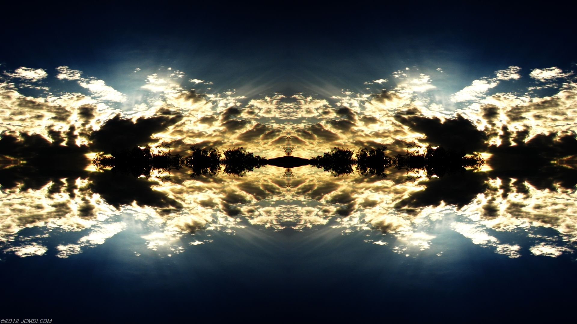 Kaleidoscopic still image from video catalog #V03015q